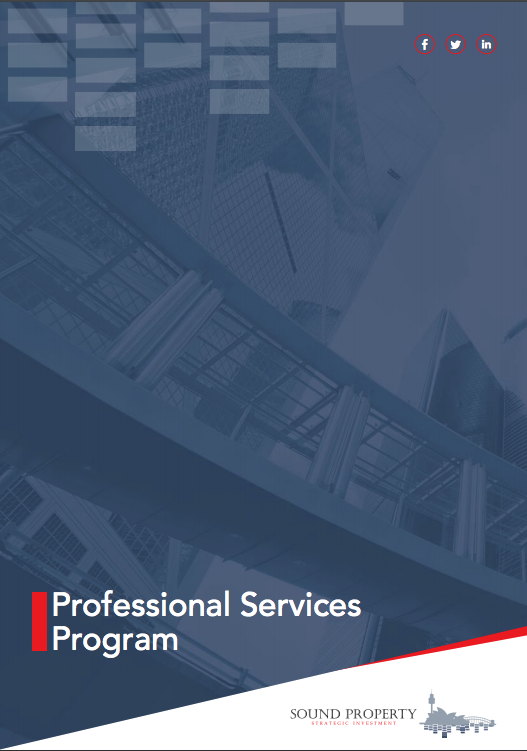 Professional Services Program - Property Investment