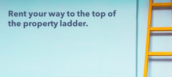 Rent your way to the top of the property ladder
